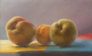 Gwen Gugell Painting Chums  Still Life